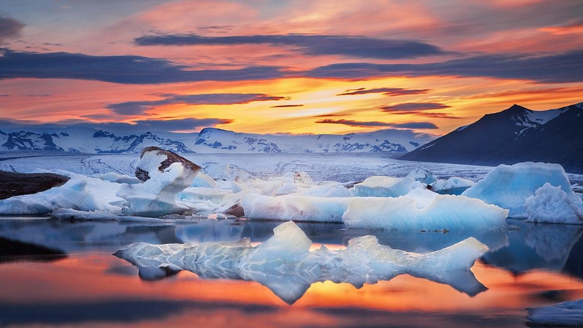 The Glacier Lagoon Tour