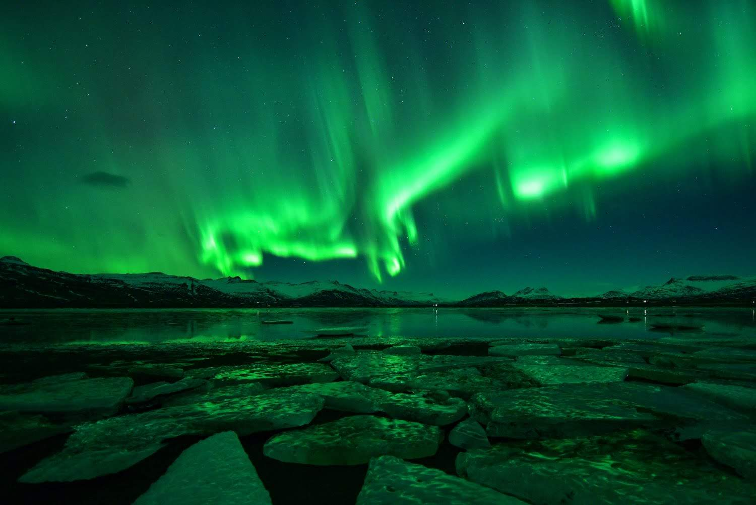 Private Northern Lights Tour Iceland Adventure Tours